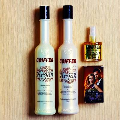 Kit Cliente Argan Oil Coiffer